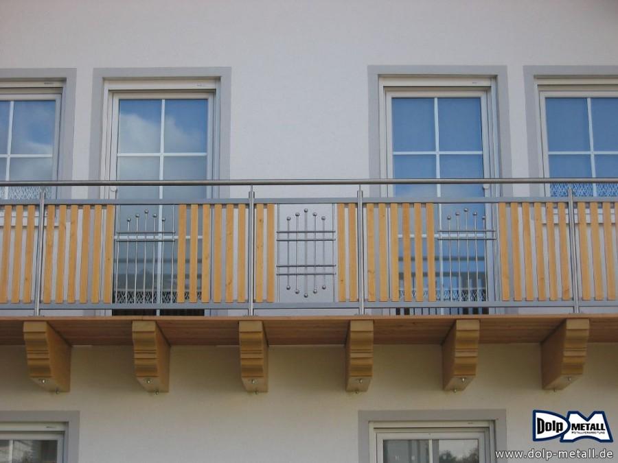 dolp metall e k balkongelaender holz 0401 4 dolp metall e k. Black Bedroom Furniture Sets. Home Design Ideas
