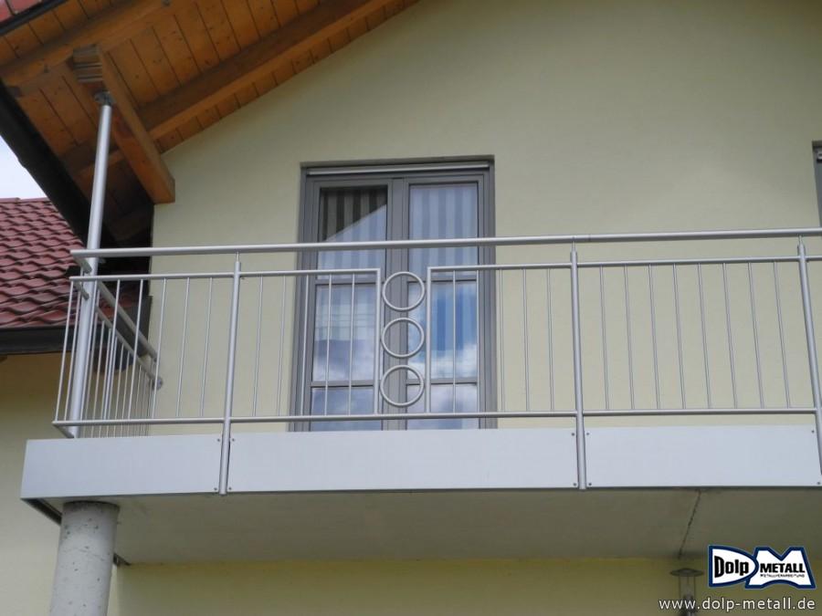 franz sische balkongel nder balkongel nder stahl verzinkt 0106 dolp metall e k. Black Bedroom Furniture Sets. Home Design Ideas