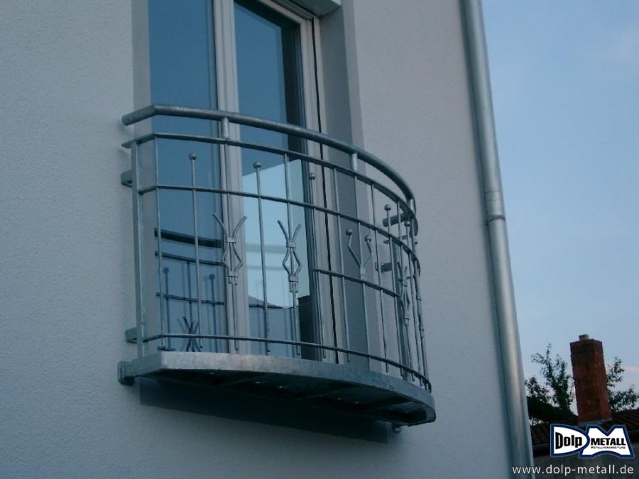 bauschlosserarbeiten franz sicher balkon stahl 0101. Black Bedroom Furniture Sets. Home Design Ideas