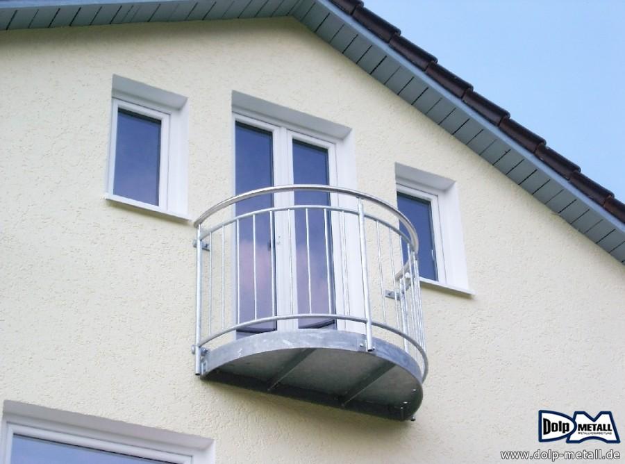 z une metall franz sicher balkon stahl 0102 dolp. Black Bedroom Furniture Sets. Home Design Ideas